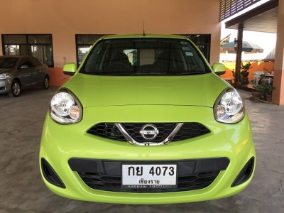 2015 Nissan March 1200 - mt