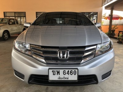 2013 Honda City 1500 - mt