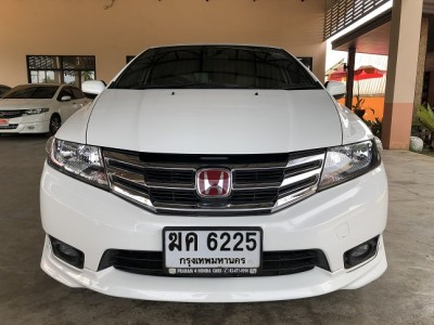 2012 Honda City 1500 - mt