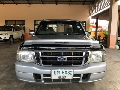 2004 Ford Ranger 2500 - mt