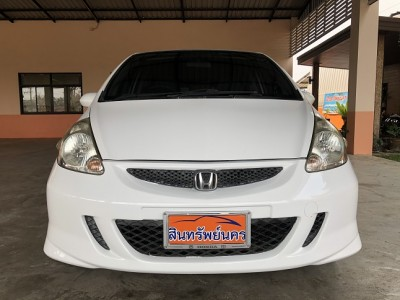 2007 Honda Jazz 1500 - mt