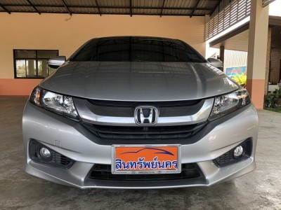 2014 Honda City 1500 - mt